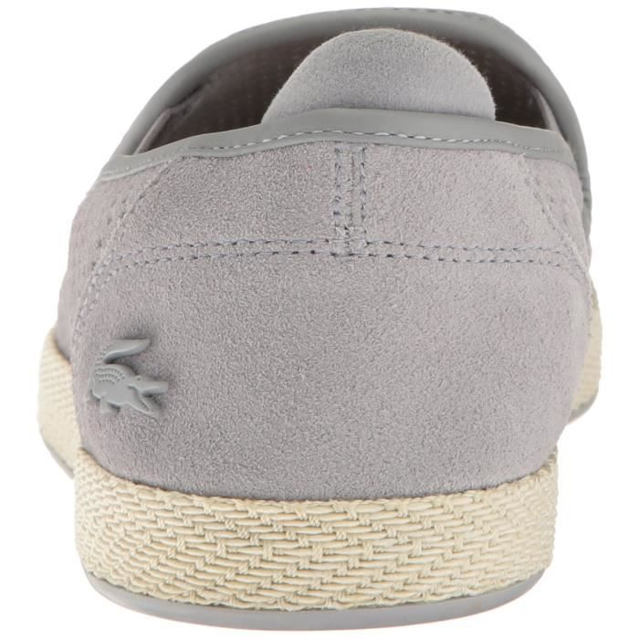 Lacoste Tombre Slip-on Sneaker Mode Shoe Casual CTVNQ Taille-46