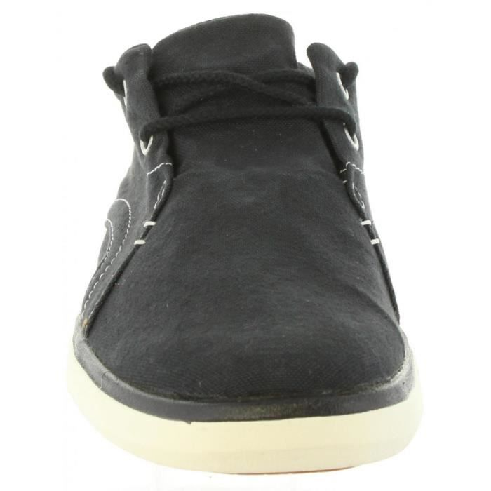 Chaussures pour Homme TIMBERLAND A1LO5 GATEWAY BLACK t29NAD888t