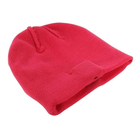 8e0d8c188587 Bonnet Connecté Tricoté Bluetooth chaud chapeau d hiver avec micro garçon  et fille adultes Magenta - casque - écouteurs, avis et prix pas cher -  Cdiscount