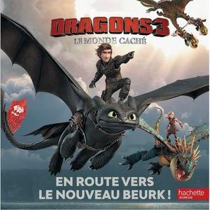 Livre 3-6 ANS Dragons 3. Histoire RC