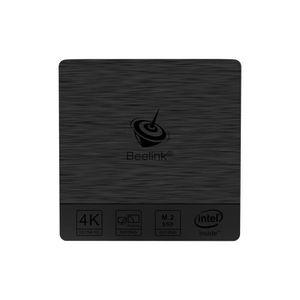 UNITÉ CENTRALE  4G + 64GB Beelink BT3 PRO Mini PC Atom Windows 10