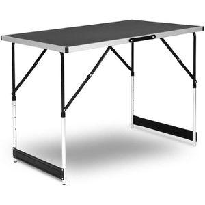 MEUBLE DE CAMPING Table de Camping Pliante Table de Jardin Table de
