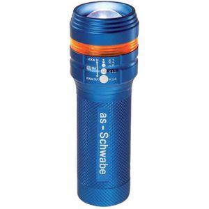 Led Xt Torche As Avec Zoom Lichtfabrik Bleu 1 Lampe Fonction UzVpqSM