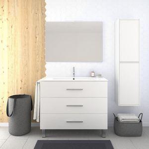 Colonne salle de bain largeur 60 cm - Achat / Vente pas cher