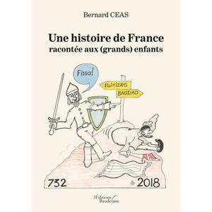 Livre 6-9 ANS Une histoire de France racontée aux (grands) enfan