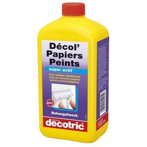 PRODUIT DECOLLEUR Décol' Papiers Peints - 250 ml