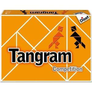 CASSE-TÊTE DISET - Tangram Compétition