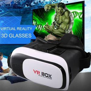 CASQUE RÉALITÉ VIRTUELLE VR lunettes vidéo 3D réalité virtuelle génération