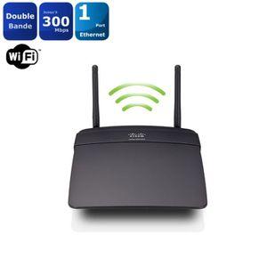POINT D'ACCÈS LINKSYS WAP300N Point d'accès WiFi N300 double ban