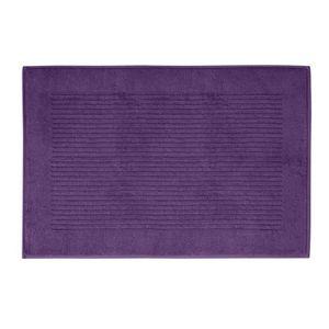 TAPIS DE BAIN  SANTENS Tapis de Bain TAP LINNEA Violet 60 x 100 c