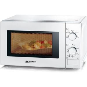 MICRO-ONDES SEVERIN MW 7890 micro-ondes monofonction blanc - 2