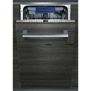 LAVE-VAISSELLE SIEMENS SR636X00ME - Lave vaisselle tout encastrab