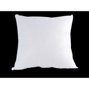 OREILLER Oreiller en BAMBOU blanc 65X65 cm