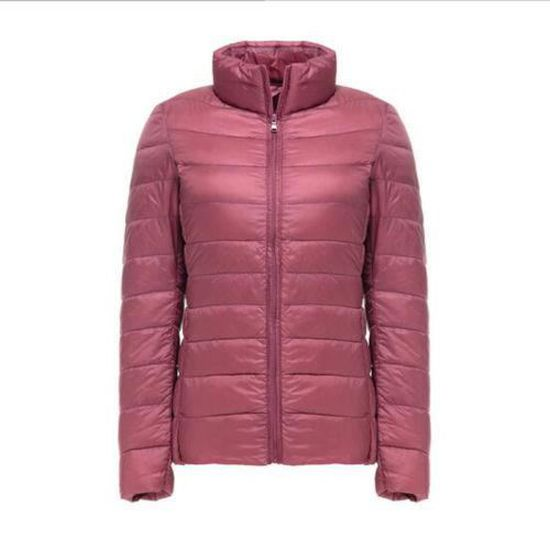 Doudoune Femme Mode Court Fermeturer hiver Légère Zip Automne Colmontant ggOTaRnq