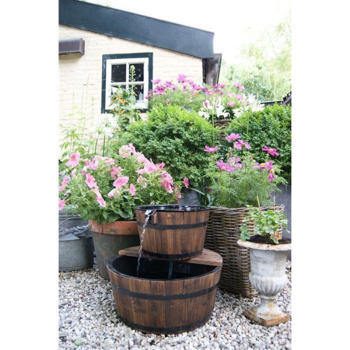 Fontaine de Jardin YALE - Achat / Vente fontaine de jardin Fontaine ...