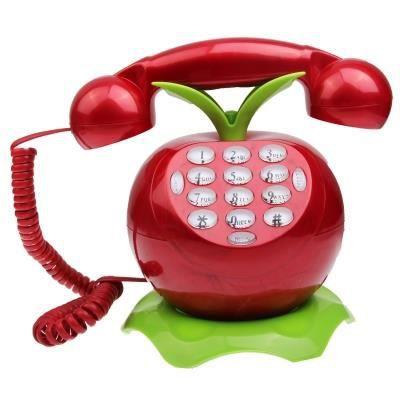05c3485932e47f Téléphone filaire modèle Pomme-Apple - Achat téléphone fixe pas cher ...
