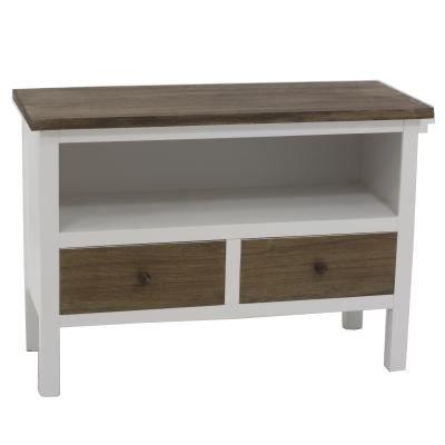 Meuble bas 2 portes achat vente petit meuble rangement for Petit meuble une porte