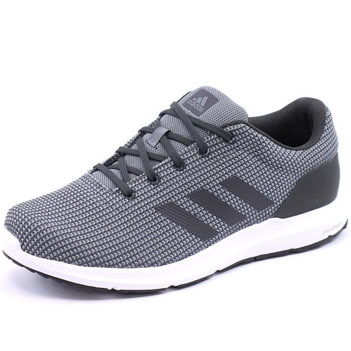 newest collection ca32d f5a9e Chaussures Cosmic Gris Running Homme Adidas