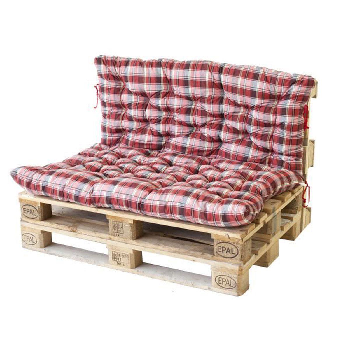 coussin de palette achat vente coussin de palette pas. Black Bedroom Furniture Sets. Home Design Ideas