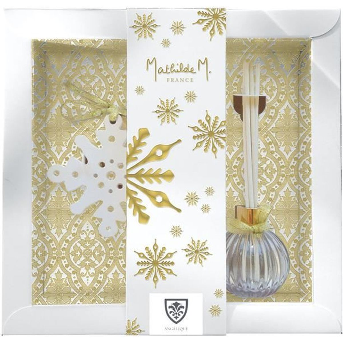 Cadeau Fêtes Coffret Diffuseur De D'ambiance Parfum Somptueuses dCoBerx