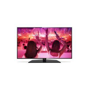Téléviseur LED Philips 5300 series Téléviseur LED ultra-plat Noir