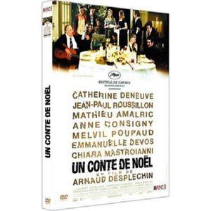 DVD FILM 2 DVD - UN CONTE DE NOËL [ Catherine DENEUVE - Jea