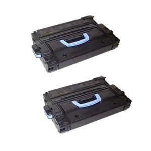 CARTOUCHE IMPRIMANTE 2 Compatible Noir toner Cartouche pour HP C8543X L