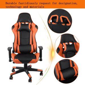 Chaise De Orange Achat Bureau Vente Pas fY6gby7