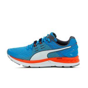 Chaussures homme Running Puma Ignite Dual Bleu Bleu - Achat / Vente basket  - Soldes* dès le 27 juin ! Cdiscount