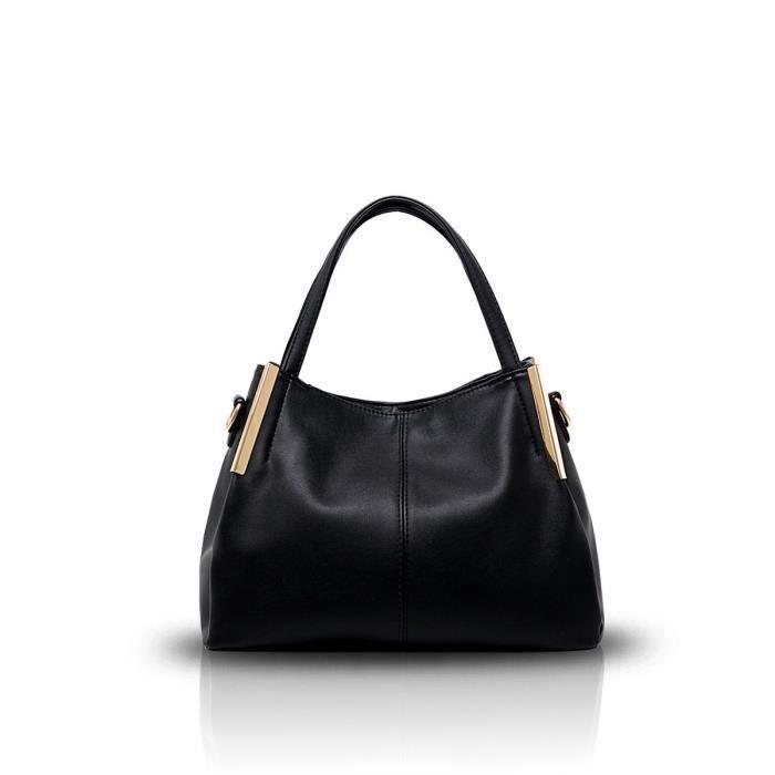 Nouveau dames épaule sac à main bandoulière Messenger Pu mode en cuir VX7RB