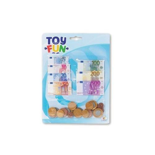 Toy Fun Eurocash Scheine Und Münzen Ts3 0000280 Achat Vente