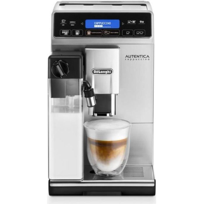 MACHINE À CAFÉ DeLonghi ETAM 29.666.S, Autonome, Machine à expres