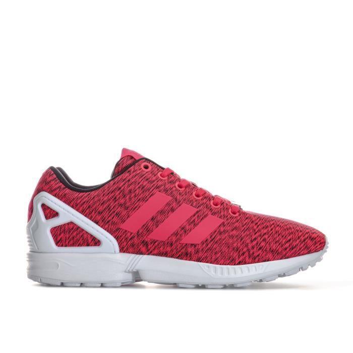 Baskets adidas Originals ZX Flux pour homme Rouge Rouge Achat