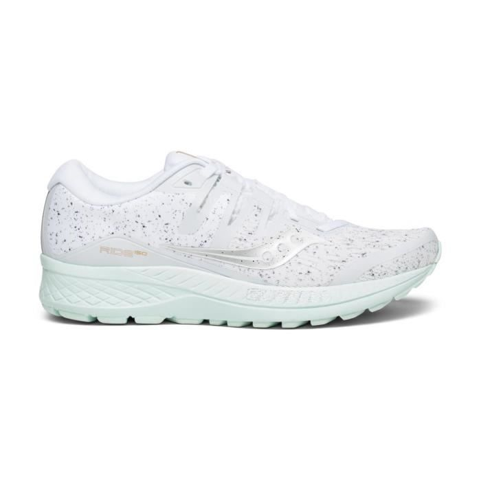 90e5cebfa518 Saucony - Ride Iso W - Chaussures Running Femme - Prix pas cher ...