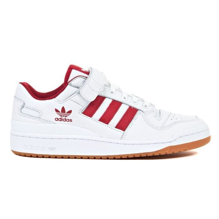 various colors dc62b b2f38 Chaussures Adidas Forum LO