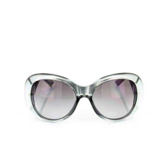 d014664da97cf Lunettes de soleil - Emporio Armani EA9424 - Gris Gris - Achat   Vente lunettes  de soleil Femme - Cdiscount