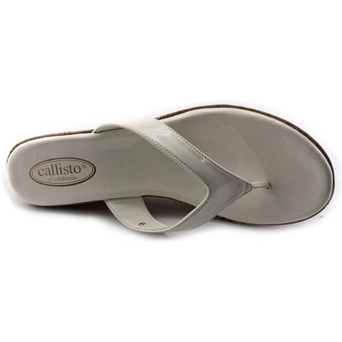 Callisto Beachie Synthétique Sandales Compensés 0CwB8e