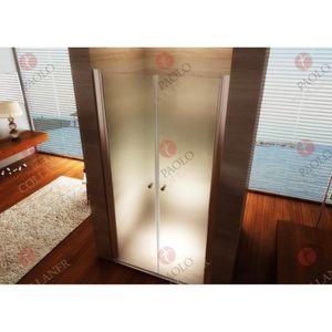 porte de douche 100cm achat vente porte de douche 100cm pas cher cdiscount. Black Bedroom Furniture Sets. Home Design Ideas