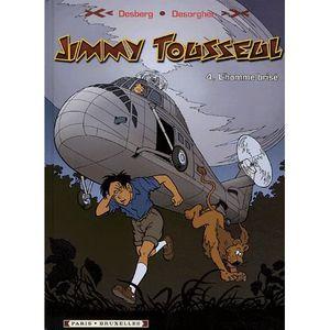 BANDE DESSINÉE Jimmy Tousseul Tome 4