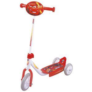 Trottinette Cars 3 roues