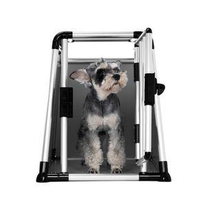 CAGE Cage pour chien 79*56*64cm cage avec une porte tra
