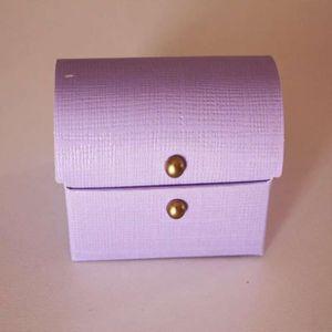 BOÎTE À DRAGÉES 5 Pcs boite dragées mariage baptème carton coffre