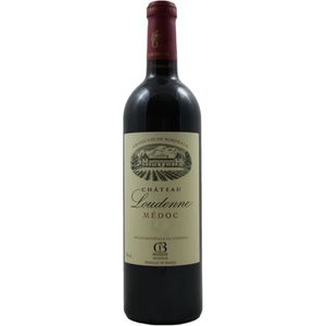 VIN ROUGE Vin Rouge Magnum, Château Loudenne, Cru Bourgeois,
