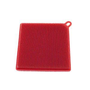 ÉPONGE VAISSELLE 1pcs vaisselle en silicone nettoyant éponge laveus