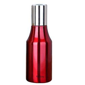 VINAIGRETTE 750ML Acier inoxydable Vinaigre Bouteille d'huile