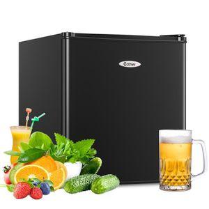CONGÉLATEUR COFFRE Mini Réfrigérateur Silencieux 48L Table Top Intégr