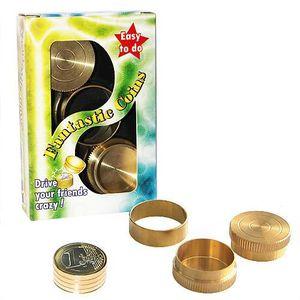 JEU MAGIE Dynamic Coins - Tour de magie - 1 euro