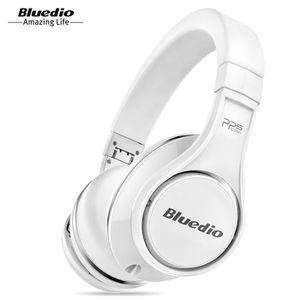 CASQUE - ÉCOUTEURS Bluedio U Casque Bluetooth haut de gamme Révolutio