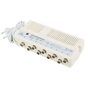 amplificateur d 39 antenne avec 8 sorties c ble tv vid o son avis et prix pas cher cdiscount. Black Bedroom Furniture Sets. Home Design Ideas