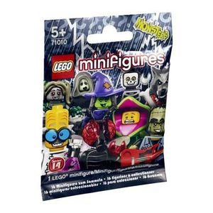 JEU DE SCRAPBOOKING LEGO MINIFIGURES SERIE 14